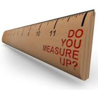 Do you measure Up
